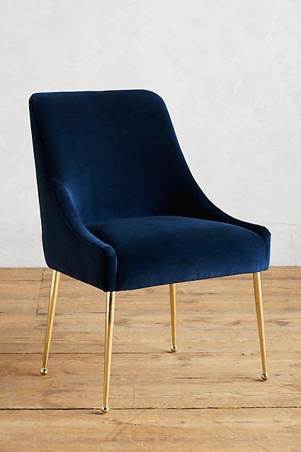 Blue Chair Upholstery 25 Best Ideas About Blue Velvet Chairs On