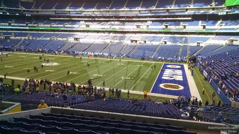 lucas oil stadium sections indianapolis colts lucas oil stadium section 209