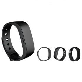 Jam Tangan Original Skmei Fitness Notification L28t Black skmei jam tangan oled gelang smartwatch fitness notification l28t black jakartanotebook