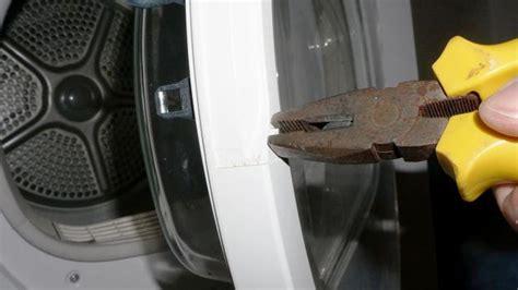 Abgebrochene Schraube Aus Dübel Entfernen by W 228 Schetrockner Reparieren Beim Trockner Ist Griff