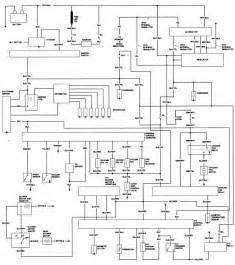 hj75 alternator wiring diagram wiring diagram with