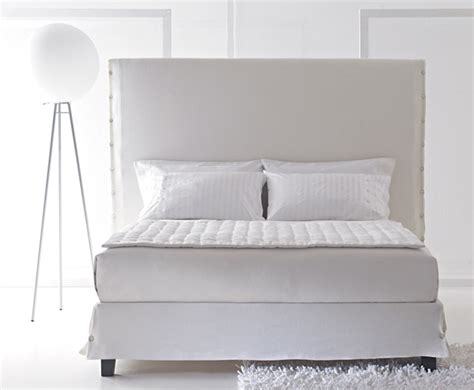 hohes bett 160x200 white high bed property furniture