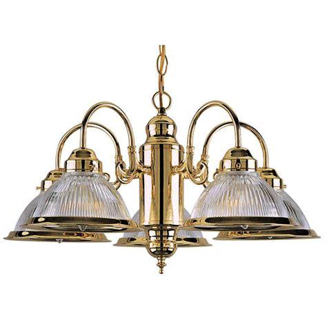 Westinghouse 66054 5 Light Polished Brass Ceiling Light Westinghouse Light Fixtures