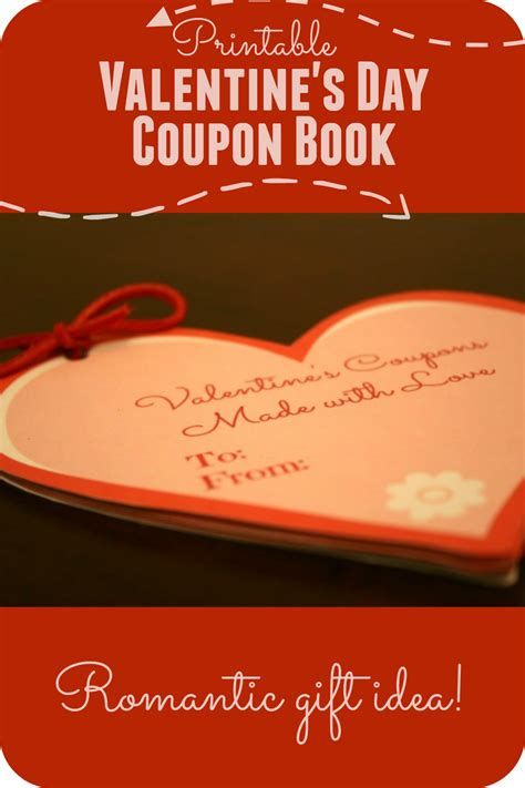 s day coupon book s day coupon books craft idea to show your