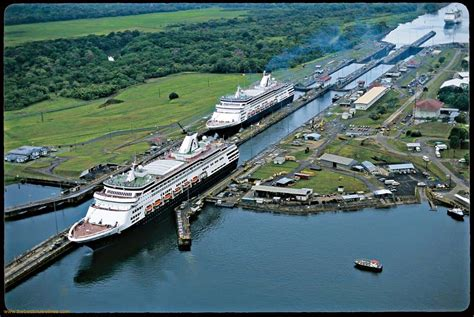 Photo Panama Canal the panama canal well done stuff