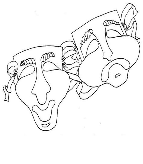 free coloring pages of sheep face mask