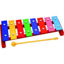 Halilit xylophone from halilit part of the musical toys range