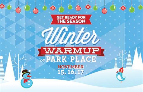 warm me in winter by the seasons volume 2 books new winter warm up at park place will blast open the season