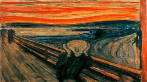 el grito de munch el grito pinturas enigm 225 ticas 5 youtube