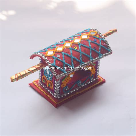 Handcraft Products - handicrafts palki showpiece made in bangladesh