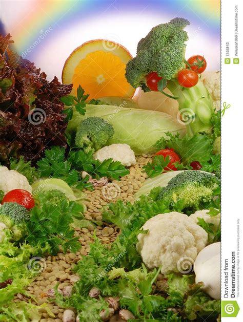 Landscape With Food Food Landscape Stock Photos Image 7595843