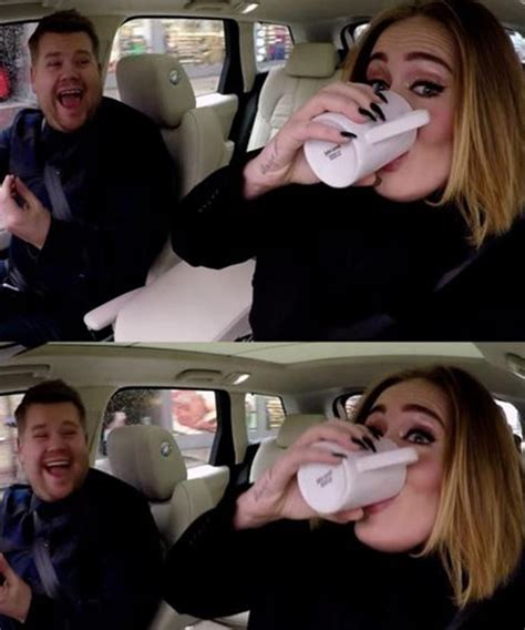 james corden and adele relationship adele joins james corden for carpool karaoke now to love