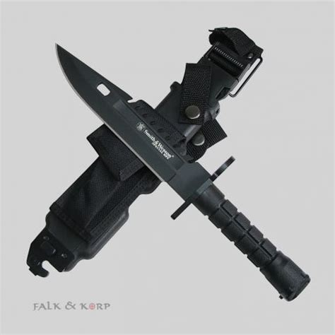 sw3b cutite tactice militare smith wesson special ops