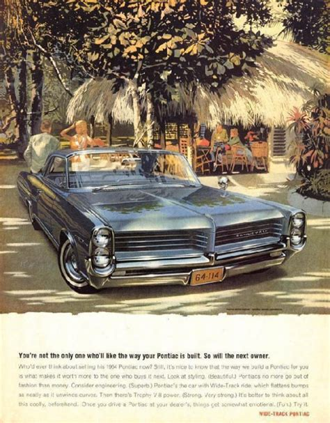 Bonneville Chrysler by Pontiac Bonneville 1964