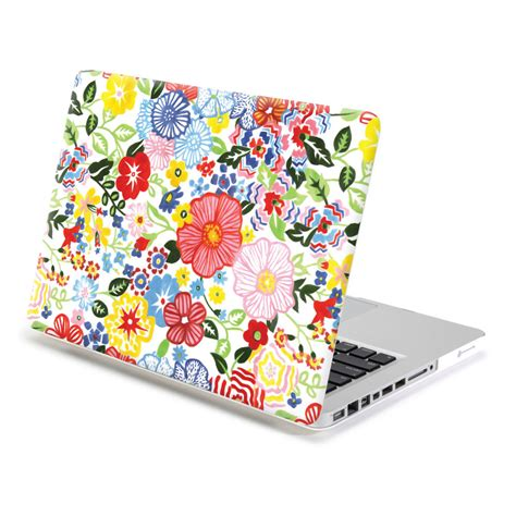 Pattern Floral For Macbook Air 13 Terpercaya macbook pro 13 gmyle frosted blossom floral pattern cover ebay