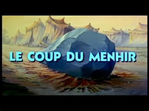 Coup Le Ast 233 Rix Et Le Coup Du Menhir 1989 Trailer