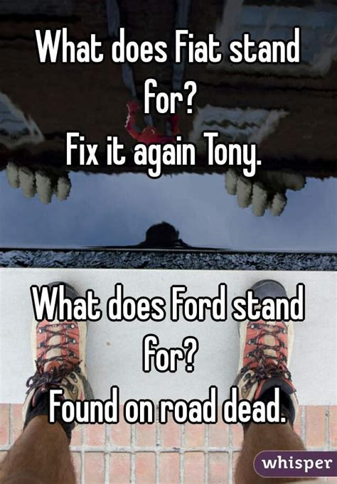 What Does Memes Stand For - what does fiat stand for fix it again tony what does