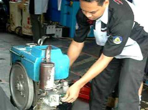 Mesin Diesel cara start mesin diesel