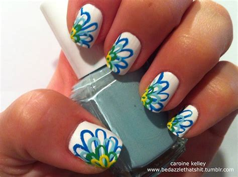 nail designs easy to do