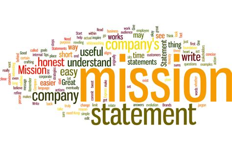 mission statements bdi3c ppt download