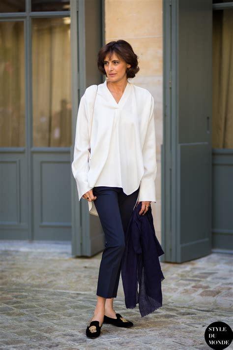 haute couture fall 2014 style ines de la fressange