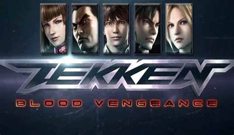 Tekken Blood Vengeance 2011 Tekken Blood Vengeance 2011 Brrip 720p Movies Download