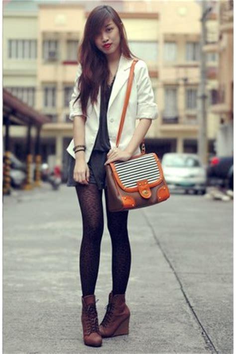 brown boots gray dresses white zara blazers black