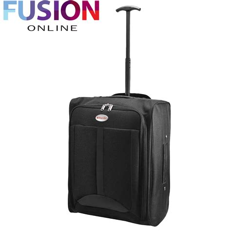 cabin luggage bags cabin travel bag wheeled lightweight suitcase luggage