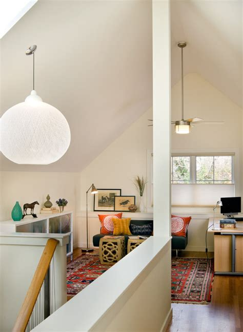 room that a office up stairs creative attic conversions emerald interiors