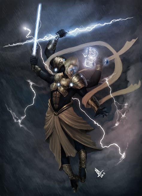 Qtela Tempe 60gr 4 Pcs dio delle tempeste dell albero cosmico gli d 232 i uranici