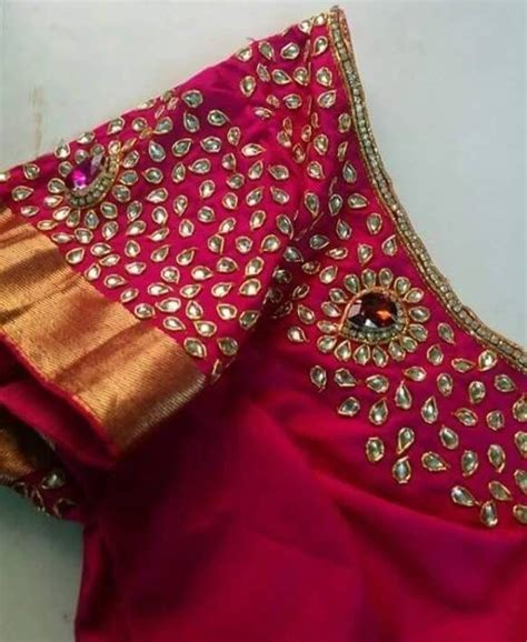 blouse pattern works work blouse work blouses pinterest blouse designs