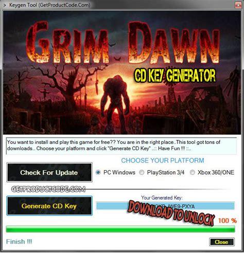 Grim Dawn Giveaway - grim dawn cd key generator 2016 get product code