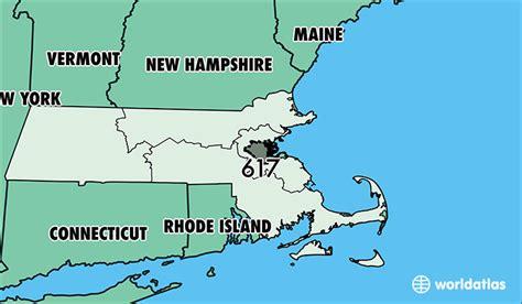 us area code massachusetts where is area code 617 map of area code 617 boston ma