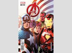 Preview: AVENGERS #44 (Cover only) - Comic Vine In Time Movie Clock