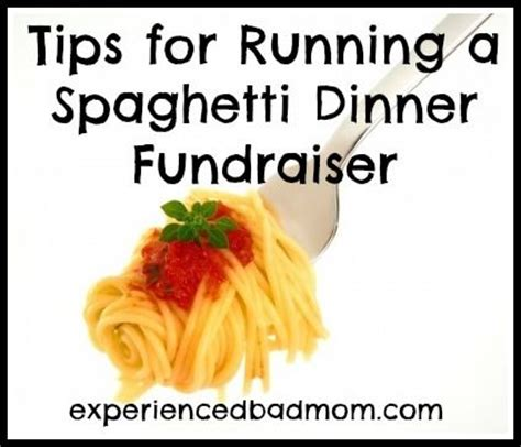 how much is a ticket for running a light tips for running a spaghetti dinner fundraiser auction