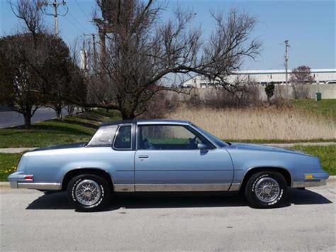 cutlass supreme 1985 to 1987 oldsmobile cutlass for sale on classiccars
