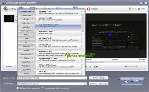 converter kuyhaa easiestsoft video converter 3 8 0 full version terbaru