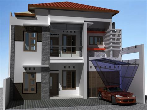 Contemporary Home Design Ideas by New Home Designs Latest Modern House Exterior Front