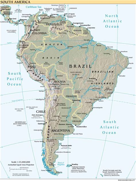south american cities map curricular materials settlements and colonial cities in