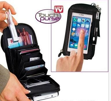 Dompet Hp Multifungsi Touch Purse jual touch purse dompet hp multifungsi as seen on tv