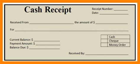 Laravel 5 3 Cashier Customized Receipt Template by 8 Reciept Template Fancy Resume