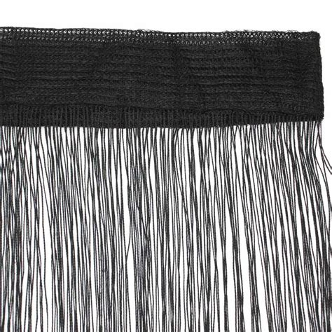zwarte gordijnen kopen online kopen wholesale zwarte string gordijn uit china