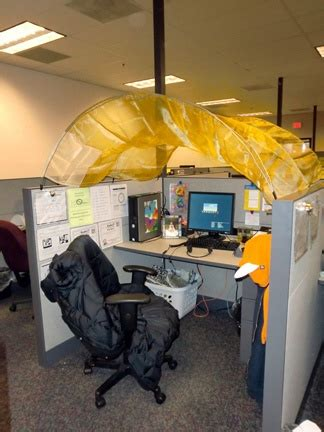 Decorate My Office Cubicle 17 Best Images About Cubicle Corner On Pinterest The