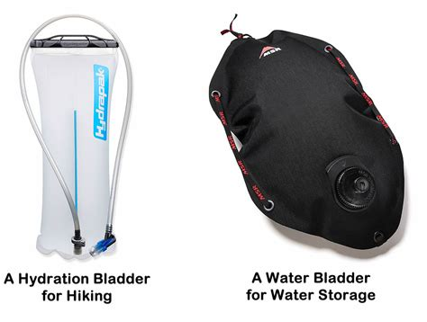hydration and water bladder buyer s guide to hydration bladders for day hiking