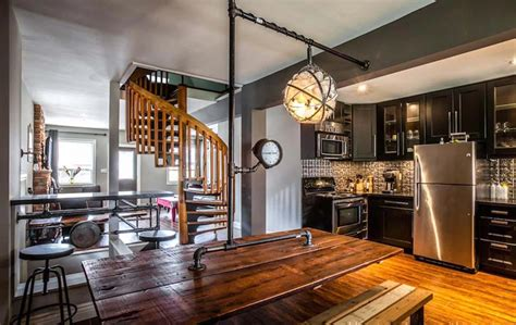 cuisine decoration site de decoration interieur un int 233 rieur de maison 224 la tendance r 233 tro dans l esprit