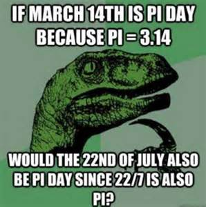 Pi Day Meme - happy pi day 2016 all the memes you need to see