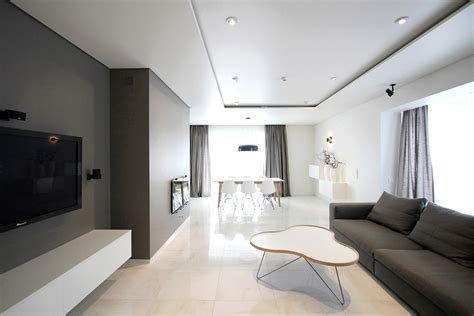 the of simple minimalist interior with maximum style