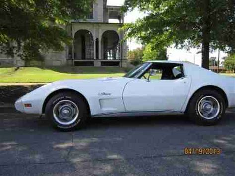 sell used 1975 chevy corvette sport coupe l82 4 speed in coldwater ohio united states sell used 1975 chevy corvette l82 4 speed in tuscaloosa alabama united states