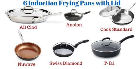induction cooker need special pans top 6 induction frying pans with lid and reviews