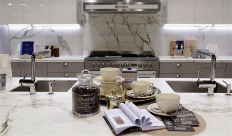 large tile kitchen backsplash feel and see ceramic tile textures from cevisama 2016